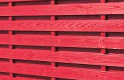 geschilderd hout